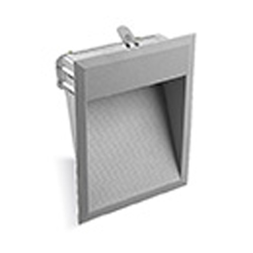 Micenas Recessed wall rectangular LED 3w 4000K - Grey