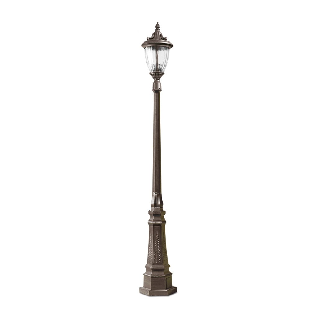 Column (Accessory) Structure of Streetlight Aluminium inyectado