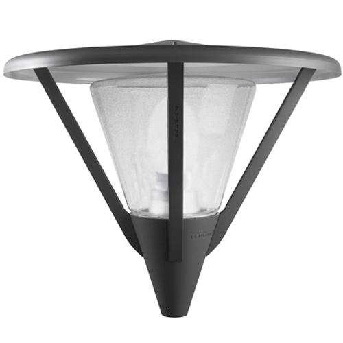 Heads Cabezal con Reflector anticontaminación lumínica gris urbano