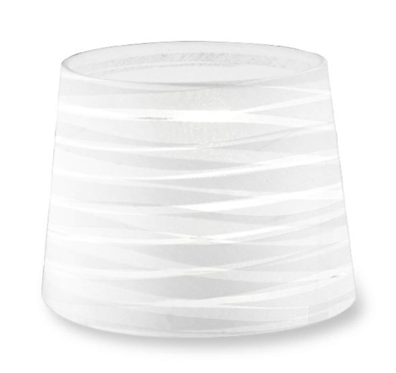 Magma (Accessory) lampshade white plisada horizontal 200cm