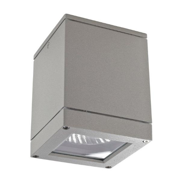 Afrodita ceiling lamp 11x11x14cm Par 30 E27 75W Grey