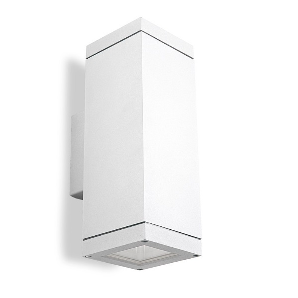 Afrodita Wall Lamp Outdoor 31x11x11cm PAR30 E27 white