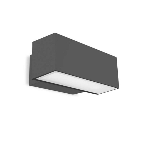 Afrodita Wall Lamp Outdoor Grey urbano 20xLED 19W