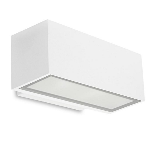 Afrodita Wall Lamp Outdoor white 18xLED 17.5W