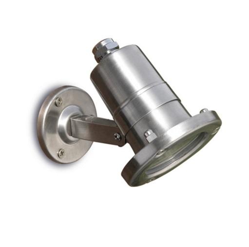 Aqua scheinwerfer tauchbar stahl GU5.3 max. 50W