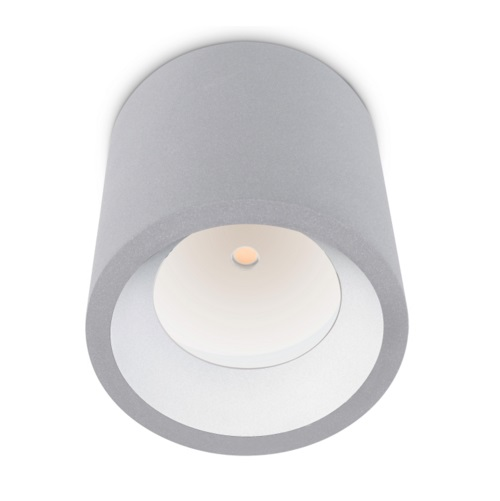 Cosmos ceiling lamp LED Cree 12W 3000K 1290lm Grey