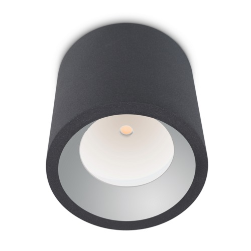 Cosmos ceiling lamp LED Cree 12W 3000K 1290lm Grey Urbano