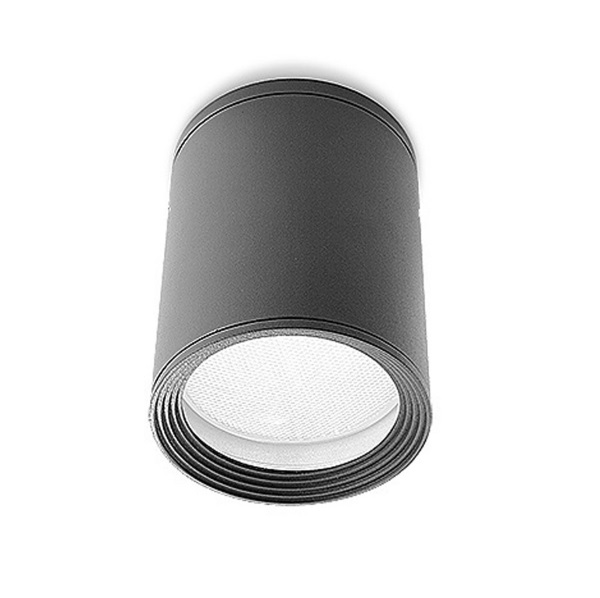Cosmos ceiling lamp E27 Small Grey Urbano 1xE27/PAR-30 MAX 75W