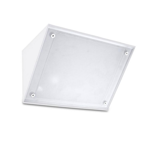 Curie Wall Lamp Outdoor white E27 max 60W