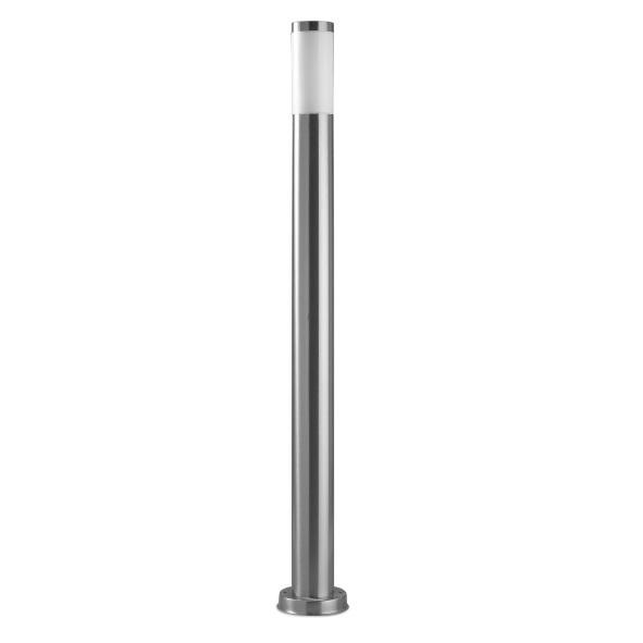 Electra Beacon ø8x110x ø13cm 1xE27 MAX 23W Stainless Steel