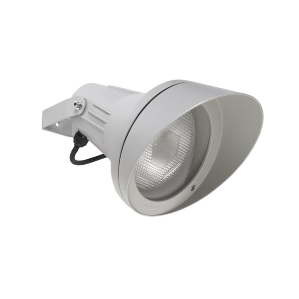 Esparta proyector gris 1xE27/PAR-38 MAX 80W