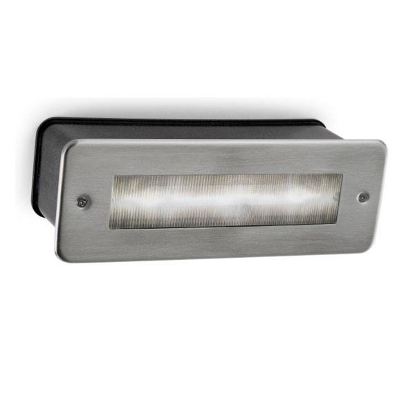 Gea Recessed 16 LED 2,2W 4000K 291lm Stainless Steel