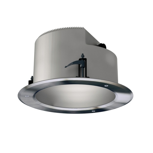Gea Recessed Ceiling 26x14cm 2xGX24d-3 Stainless Steel AISI 304