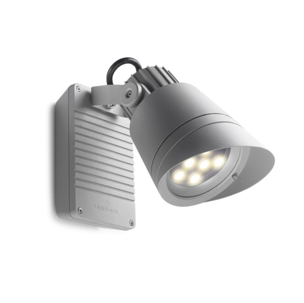Hubble projector Grey 9 LED Cree 20W 8º 3000K 1458 lm