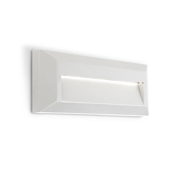 Kössel Aplique rectangular blanco 4000K 36 x LED 3.4W