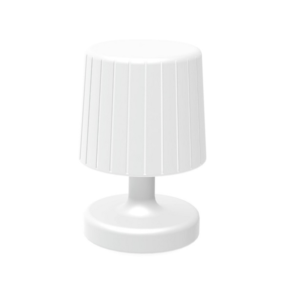 Moonlight Table Lamp LED 1W RGB - white