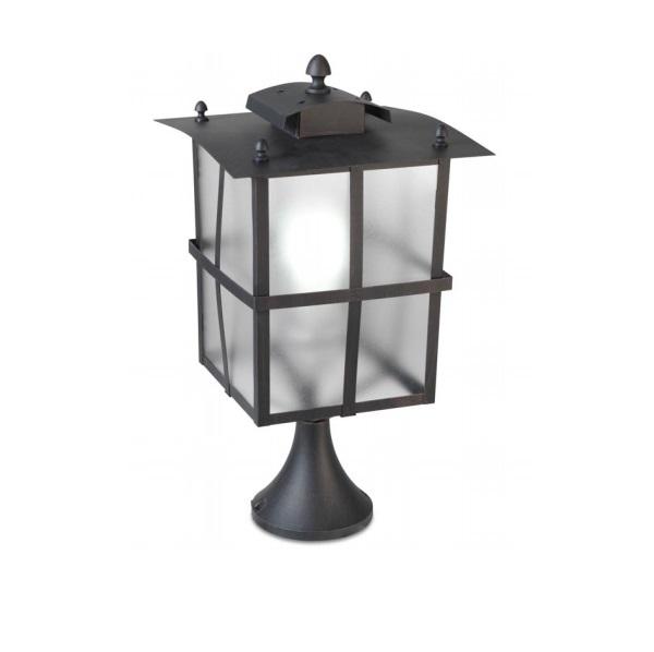 Rustica Lantern E-27 max 20W / max L=165mm Fluorescent