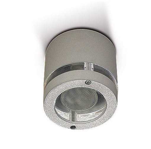Selene Wall Lamp 10x11cm Grey 1xGU10 MAX 35W