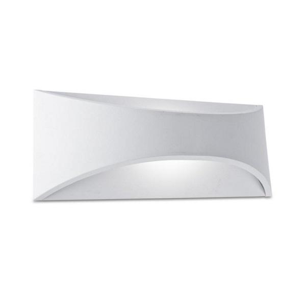 Venus Aplique blanco 1 x LED Cree 10W