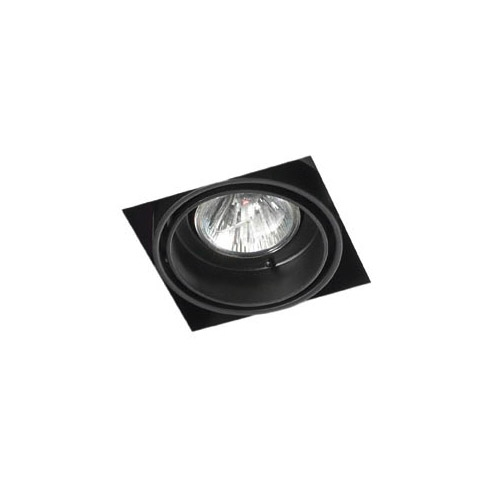 Multidir Trimless Downlight Individuel Carrée QR CBC51 GU5.3 blanc