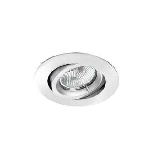 Trimium mini dowlight QR CBC51 GU5.3 12 50W AluminioCepillado