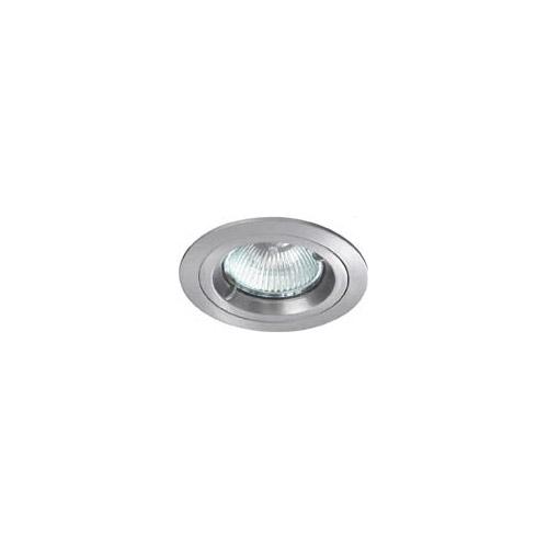 Trimium mini dowlight QR CBC51 GU5.3 12 50W AluminiumCepillado
