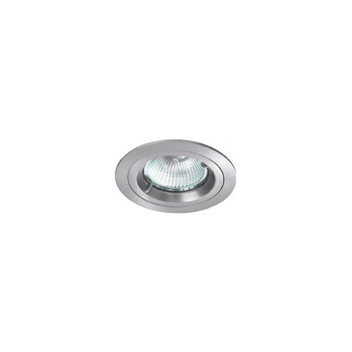 Trimium mini Downlight QPAR 16 GU10 50W Aluminio Cepillado