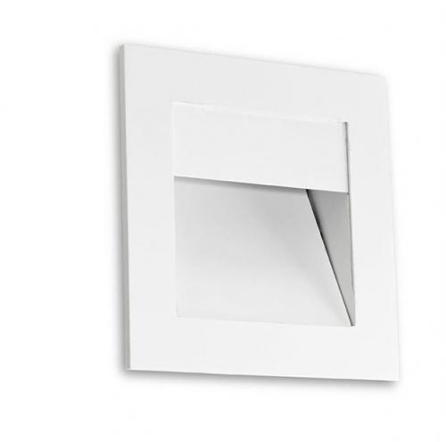 Sign luminaire Encastré asimétrica Halopin G9 1x25w blanc