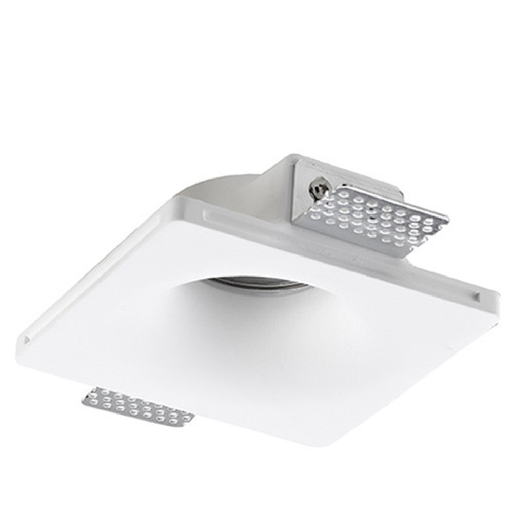 Ges Empotrable de Techo 1 x GU5.3 35W Incandescente blanco