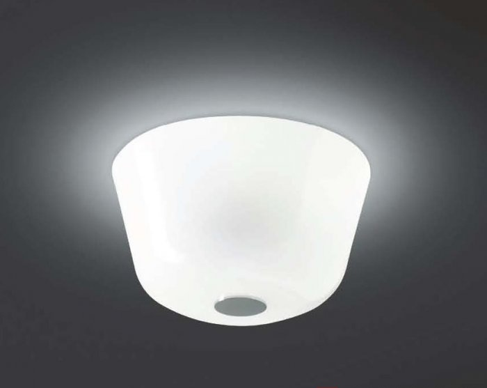 Ayers PL38 ceiling lamp 2x26W G24q3 white