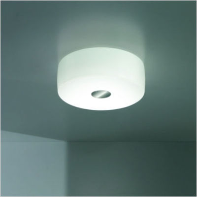 Bisquit PL1 ceiling lamp 3x40W E14 white Shiny