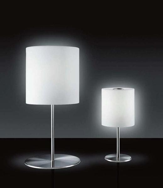Celine T15 Table Lamp 1x60W E14 white Satin