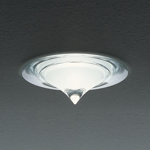 Drop Recessed Ceiling 1x50W GU 5.3 white Satin
