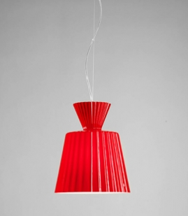 Katerina S22 Pendant Lamp white calido net Shiny