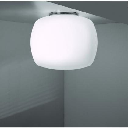 Kube PL ceiling lamp 1x150W E27 white