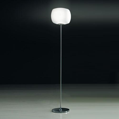 Kube TR lámpara of Floor Lamp lámpada 1x250W E27 white Satin