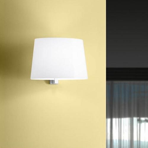 Marlowe P Wall Lamp 1x100W E27 white