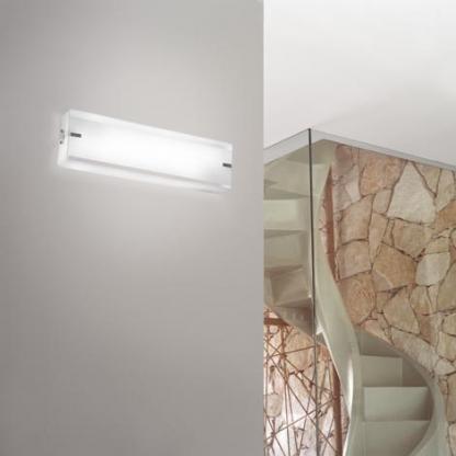 Reflex 52 Wall Lamp 2x36W 2G11 white