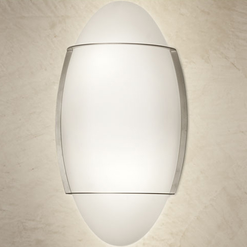 Roy Wall lamp/ceiling lamp 2x100W E27 white Satin