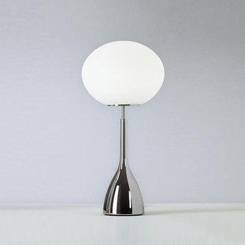 Sphera T20 Table Lamp 1x60W E14 white Satin