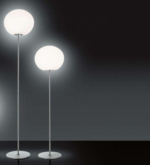 Sphera TR2/182 lámpara of Floor Lamp 1x250W E27 white Satin