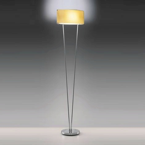 Vittoria TR1 lámpara of Floor Lamp 1x200W R7s white Satin
