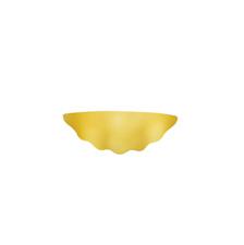 Nubia P Wall Lamp O 38 K E27 ámbar SATINATO