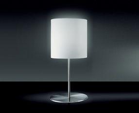 Celine T Table Lamp 1x150W E27 white Satin