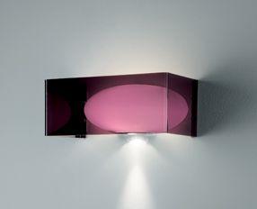 Endor P50 Wall Lamp Bco.sat E27 150W + GU10 35W Black