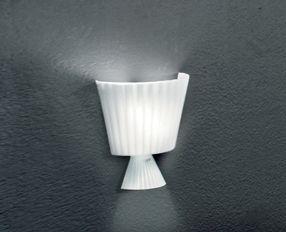 Katerina P22 Wall Lamp 1x100W E27 net Shiny