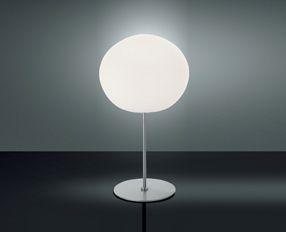 Sphera T2 Table Lamp 1x150W E27 white Satin