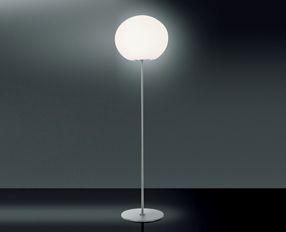 Sphera TR2/142 lámpara of Floor Lamp 1x250W E27 white Satin
