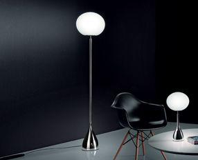 Sphera TR37 lámpara of Floor Lamp 1x250W E27 white Satin