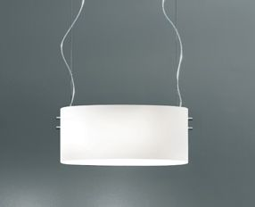 Vittoria S2 Pendant Lamp Nickel 1x200W R7s white Satin